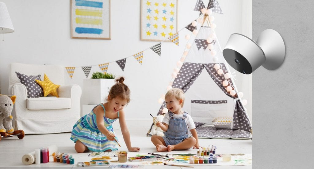 m1 baby monitor security camera